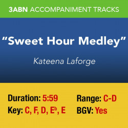 Sweet Hour Medley...