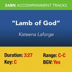 Lamb of God - Accompaniment...
