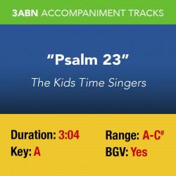 Psalm 23 - Accompaniment track