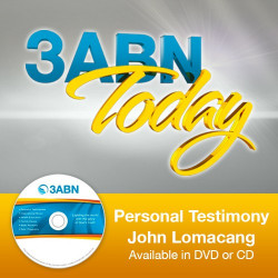 3ABN Today - Personal Testimony John Lomacang