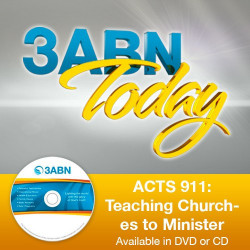 3ABN Today - ACTS 911: Teaching Churches to Minister