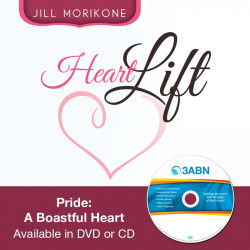 Heart Lift - Pride: A Boastful Heart