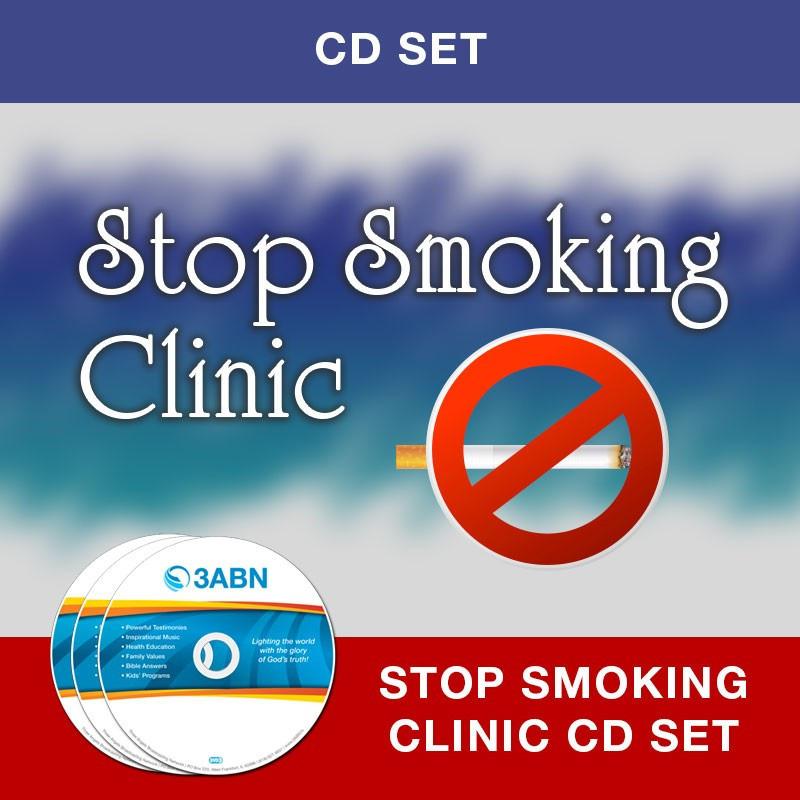 Stop Smoking Clinic CD Set