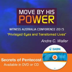 Move By His Power - Secrets of Pentecost