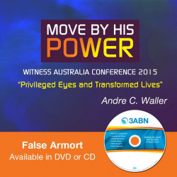 Move By His Power - False Armor
