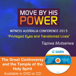 Move By His Power - The Great Controversy and the Temple of the Holy Spirit