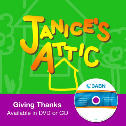Janice's Attic - Giving Thanks