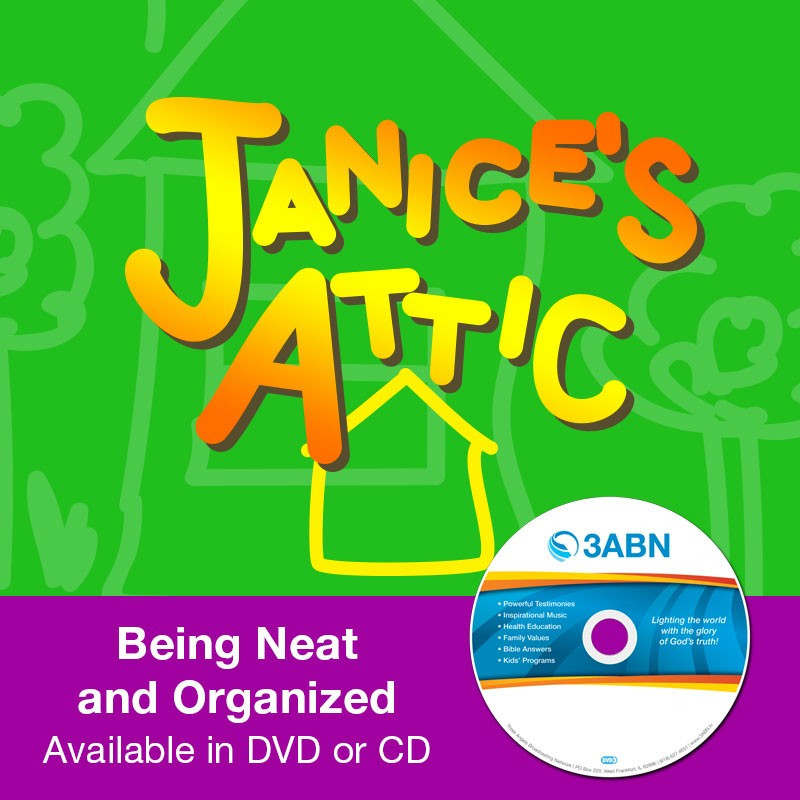 Janice's Attic - Being Neat and Organized