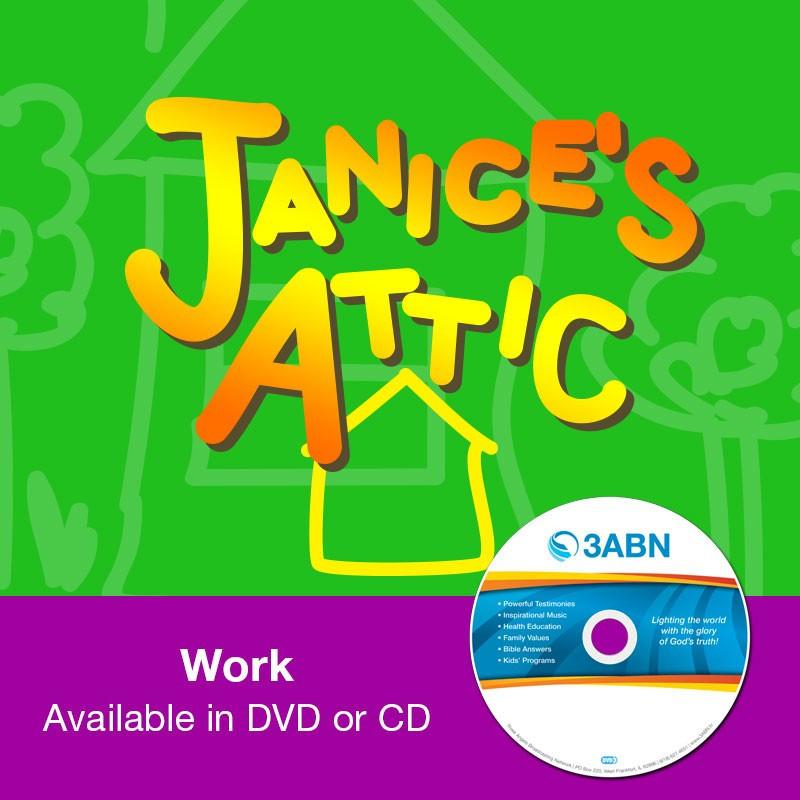 Janice's Attic- Work