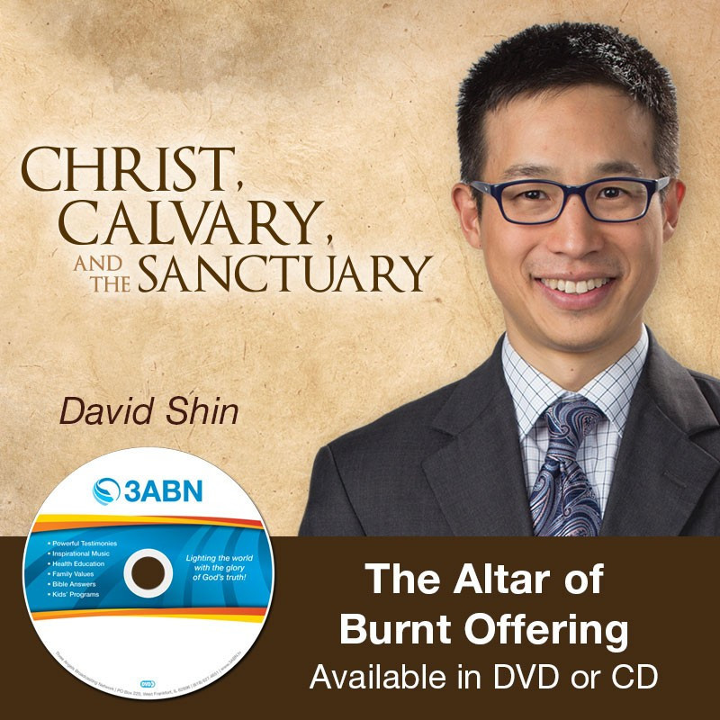 The Altar of Burnt Offering
