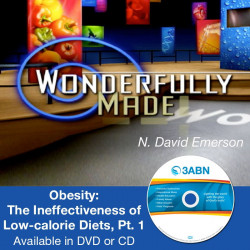 Obesity: The Ineffectiveness of Low-calorie Diets, Pt. 1