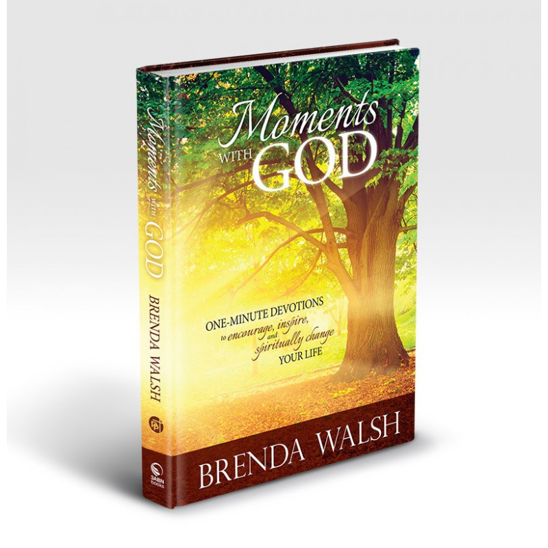 Moments with God - Daily Devotional by Brenda Walsh