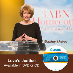 Love's Justice- Shelley Quinn