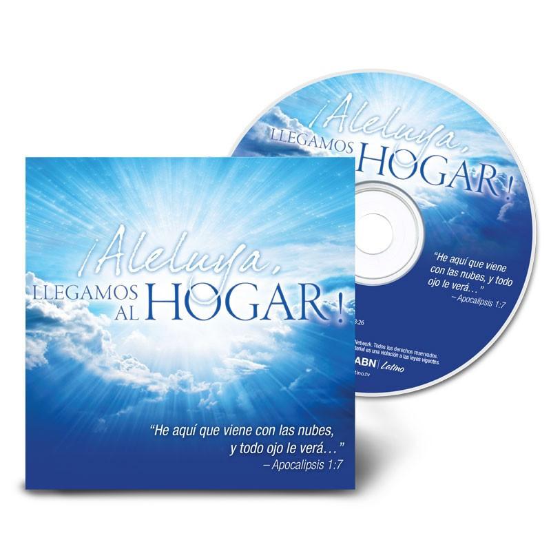 ¡Aleluya, Llegamos al Hogar! CD