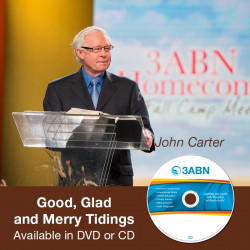 Good, Glad and Merry Tidings-John Carter