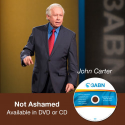 Not Ashamed-John Carter