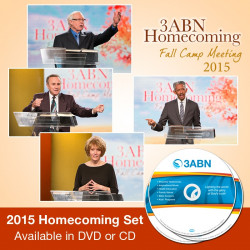 2015 Homecoming DVD/CD Set