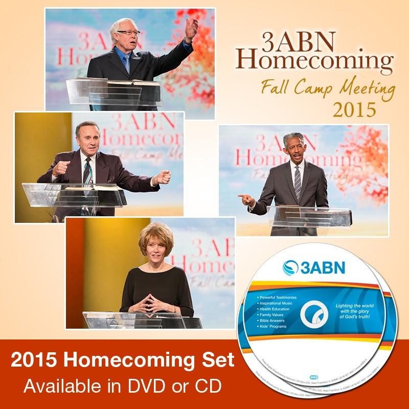 2015 Homecoming DVD/CD Set