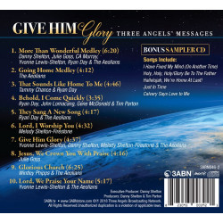 Give Him Glory CD