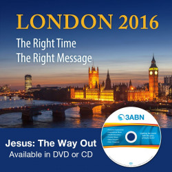 Jesus: The Way Out