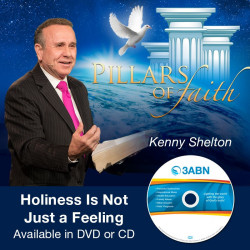 Holiness Is Not Just a Feeling