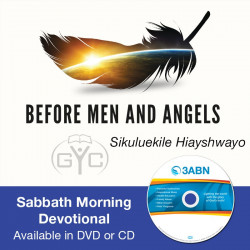 Sabbath Morning Devotional-Sikuluekile Hiayshwayo