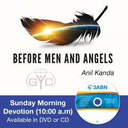 Sunday Morning Devotion (10:00 a.m)-Anil Kanda