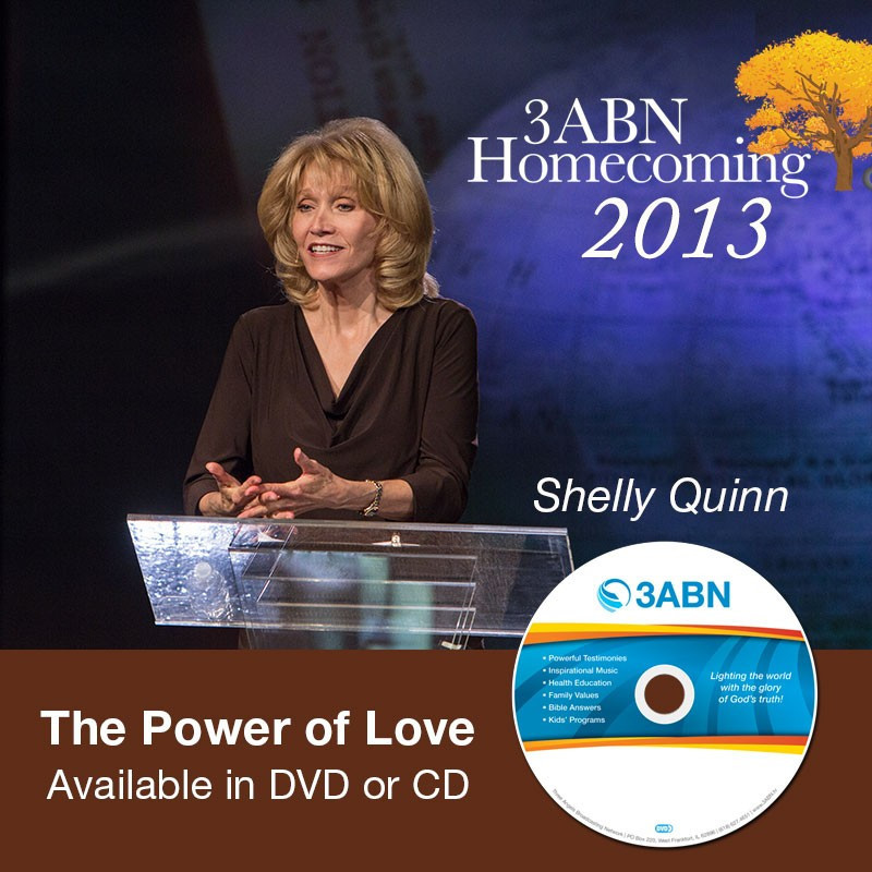 The Power of Love-Shelly Quinn
