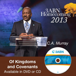 Of Kingdoms and Covenants-C.A. Murray