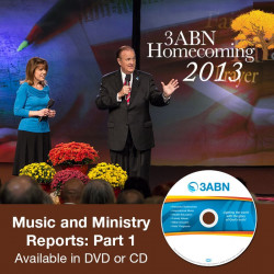 Music and Ministry Reports: Part 1-Brenda Wlash, Jim Giley