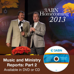 Music and Ministry Reports: Part 2-Danny Shelton