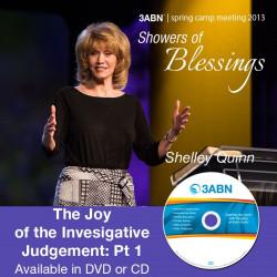The Joy of the Invesigative Judgement: Pt 1-Shelley Quinn