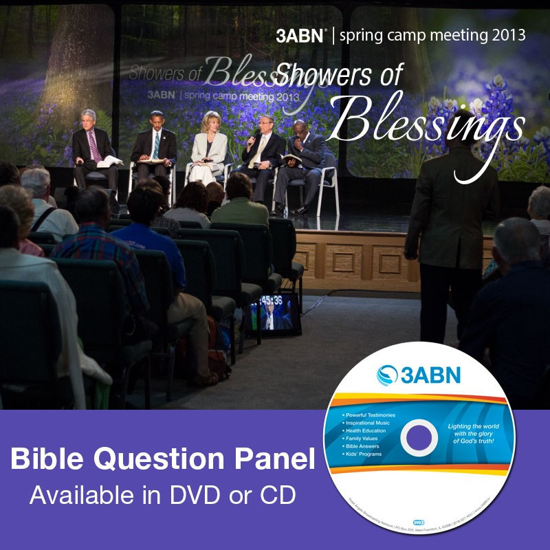 Bible Question Panel