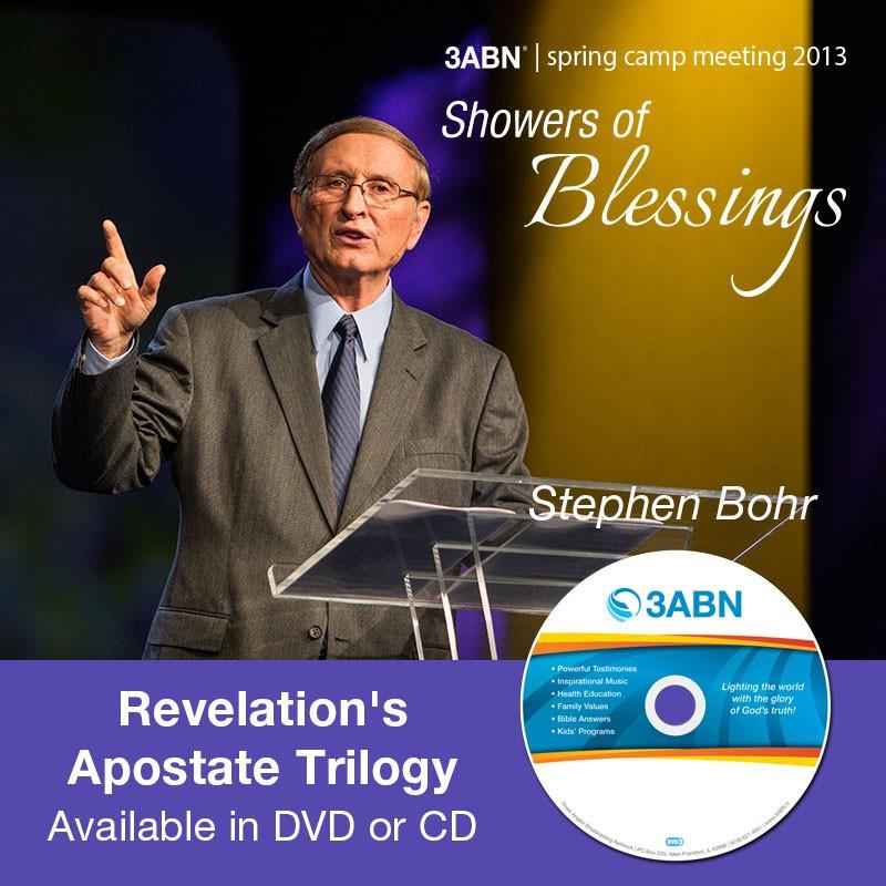 Revelation's Apostate Trilogy-Stephen Bohr