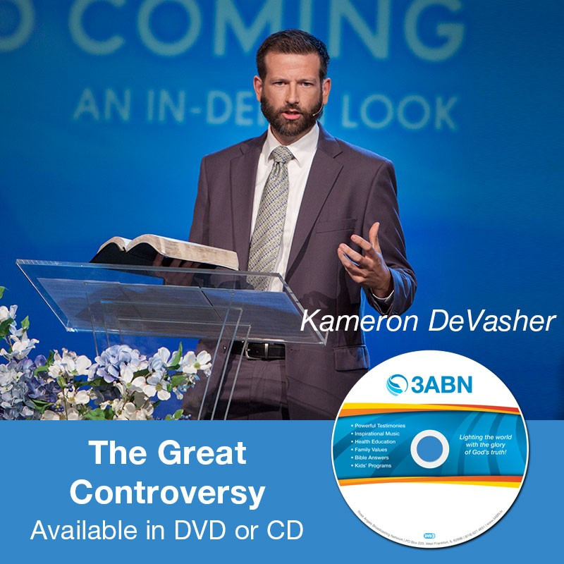 The Great Controversy/Second Coming- Kameron DeVasher