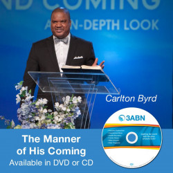 The Manner of His Coming-Carlton Byrd