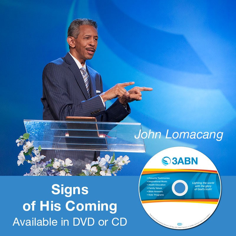 Signs of His Coming-John Lomacang