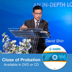 Close of Probation-David Shin