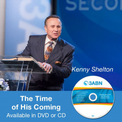 The Time of His Coming-Kenny Shelton