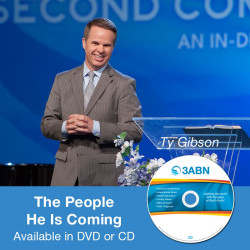 The People He Is Coming-Ty Gibson