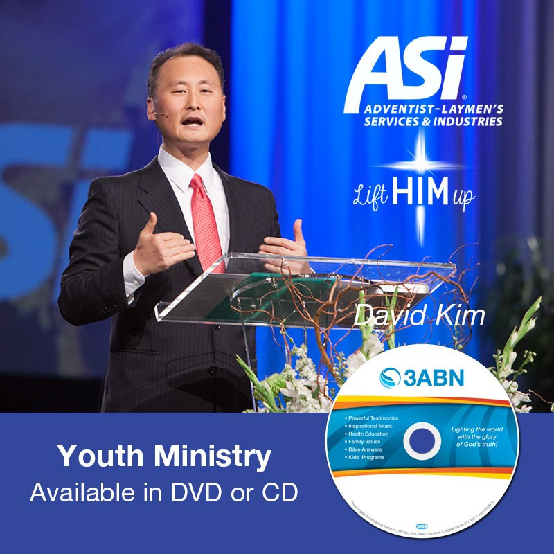 Youth Ministry-Kim