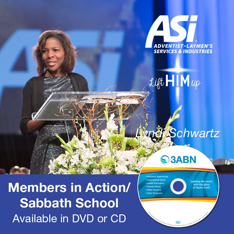 Members in Action/Sabbath School-Lyndi Schwartz
