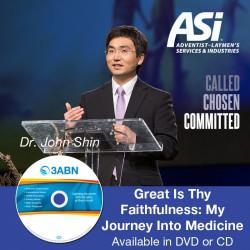 Great Is Thy Faithfulness: My Journey Into Medicine