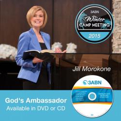 God's Ambassador-Jill Morikone