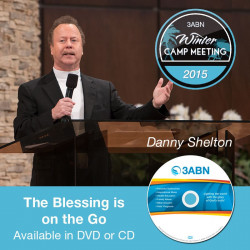 Divine Worship:The Blessing is on the Go-Danny Shelton