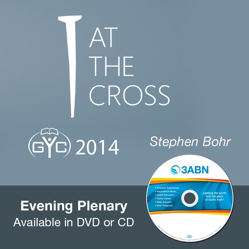 Evenig Plenary-Stephen Bohr