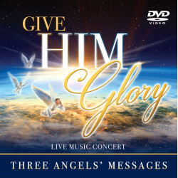 Give Him Glory DVD