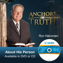 Anchored in the Truth About His Person