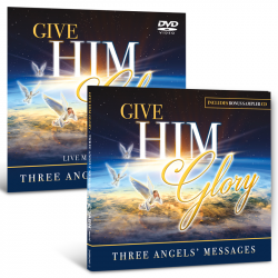Give Him Glory CD & DVD Combo
