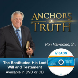 The Beatitudes--His Last Will and Testament